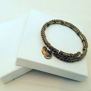 Alex and Ani Rafaelian Wrap Energy Bracelet